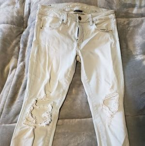 American Eagle Super Super Stretch Jegging Ankle